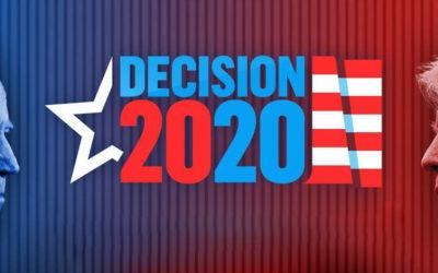 De Zwerfielosoof over Election Day 2020