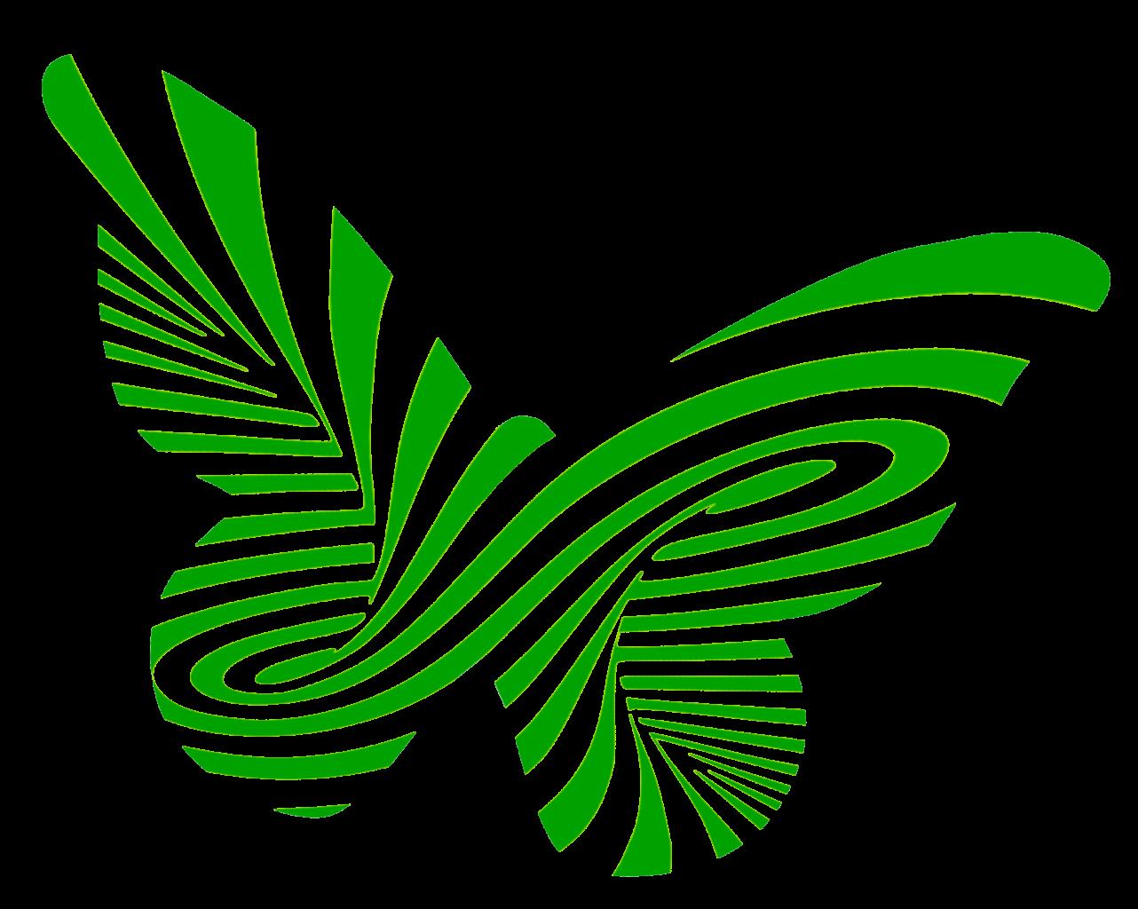 zwerfie logo vlinder