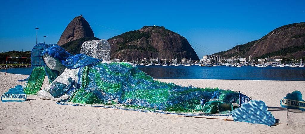 Plastic Madonna Brazil
