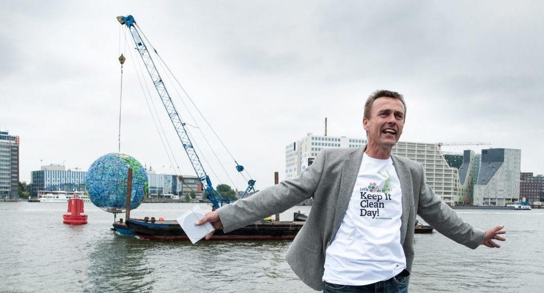 Interview met Peter Smith: 'Verbeter de wereld, doe iets kleins'