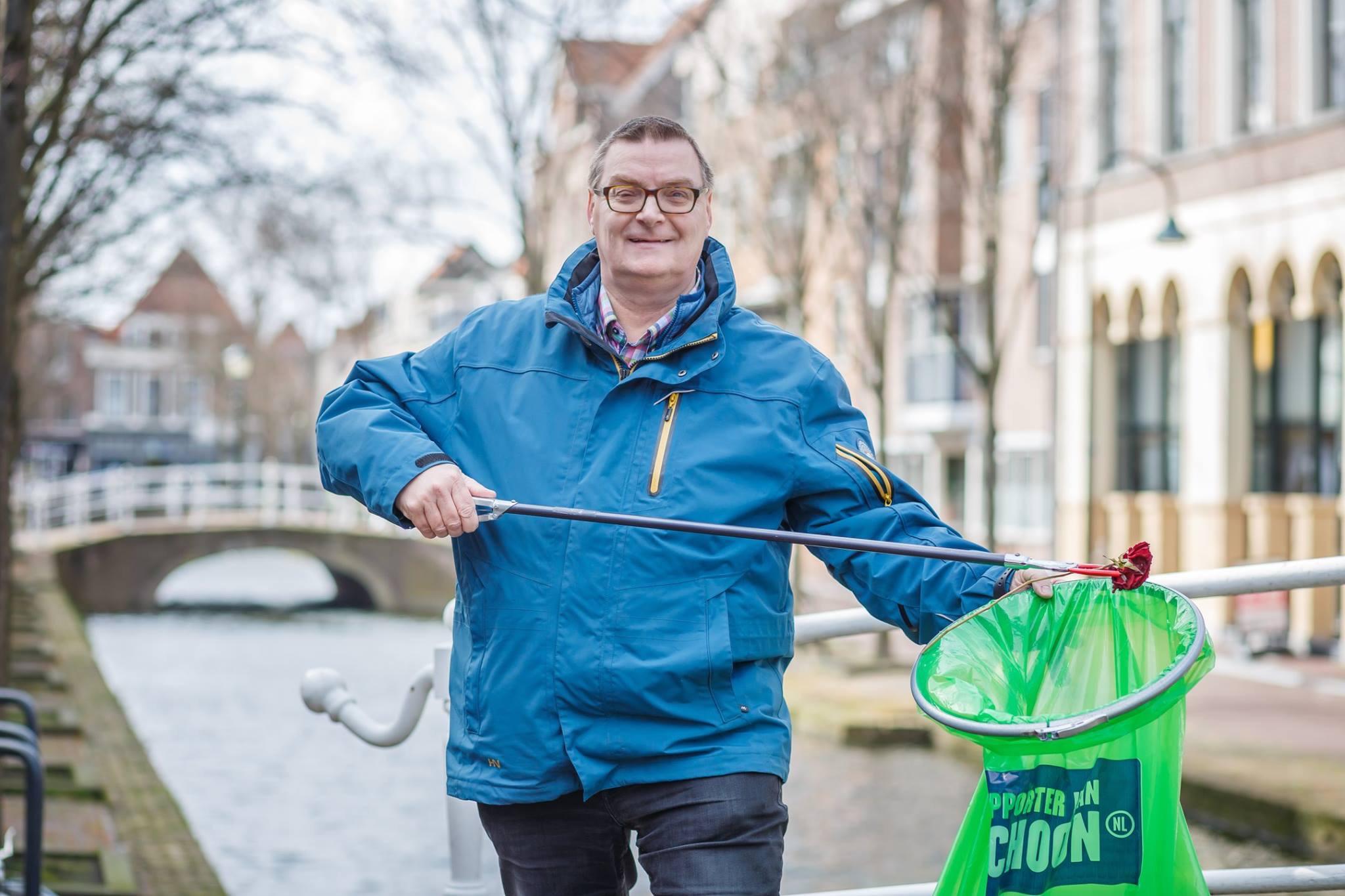 Rijswijk Schoon Erik van der Veer