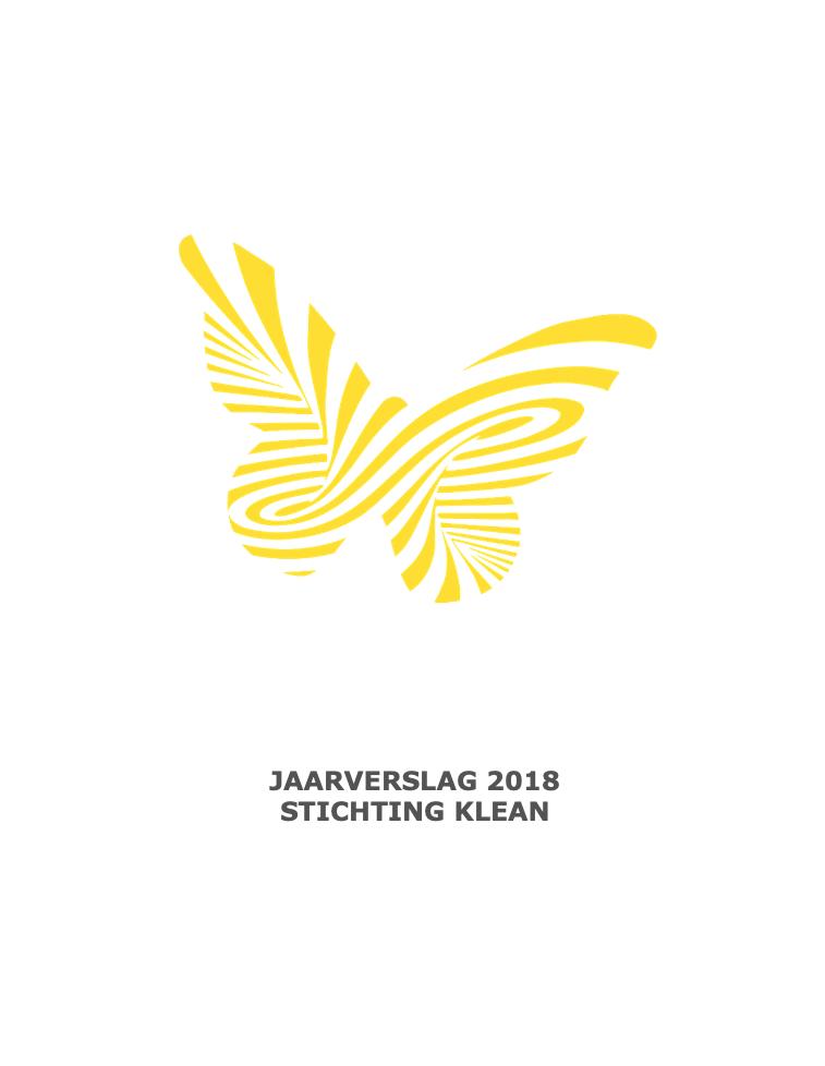 Jaarverslag 2018 KLEAN