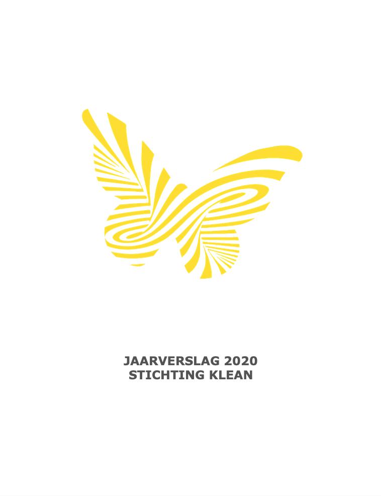 Jaarverslag 2020 KLEAN